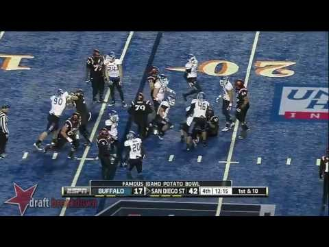 Khalil Mack vs San Diego St. 2013 video.