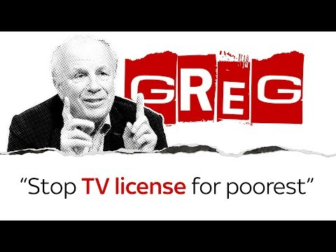 Greg Dyke On Tv Licences For The Poorest