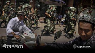 Unrest in China's Xinjiang region