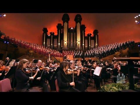 The Mormon Tabernacle Choir, A Utah Treasure For All