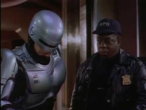 RoboCop - Odc. 13 - Zbrodnia na żywo