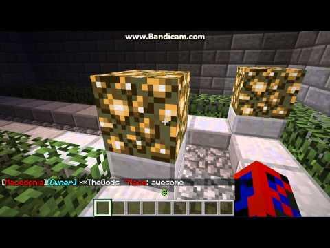 Minecraft: Macedonia Server Tour