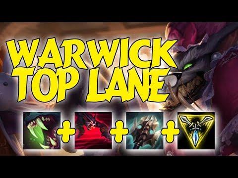HÀ TIỀU PHU | Warwick Top Lane Tát Cái Là Có Án Mạng | Các Cháu Hư Quá - League of Legends - Thời lượng: 11 phút.