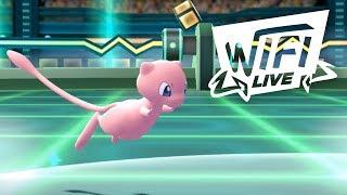 Pokemon Let's Go Pikachu & Eevee Wi-Fi Battle: Mew Comes Through! (1080p) by PokeaimMD