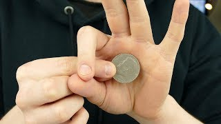 Video Visual COIN TRICK - TUTORIAL  | TheRussianGenius MP3, 3GP, MP4, WEBM, AVI, FLV Oktober 2018