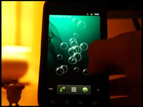 Video of Bubble Pro Live Wallpaper