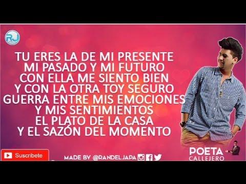 Letra Triangulo de Amor Poeta Callejero Ft Chiko Swagg