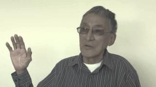 Leo Kinneeveauk - Inupiaq Story.