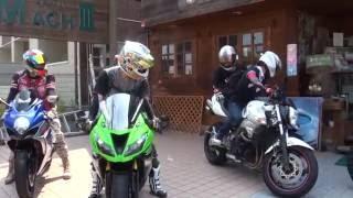 7. 2007 YAMAHA・YZF-R6 2011 GSR400 Kawasaki Ninja ZX-6R 2008 Suzuki GSX-R1000 1990 HONDA CBR250RR 広島県