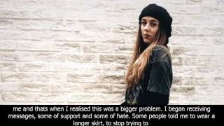 Upskirting - how one victim is fighting back - bbc news.