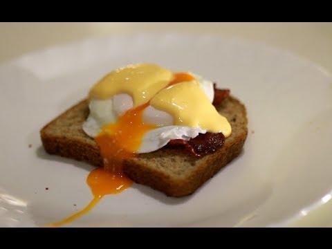 Яйцо бенедикт как готовить