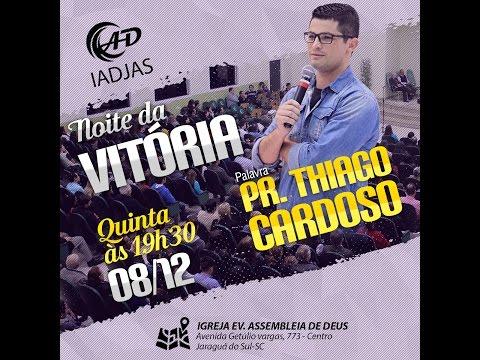 Culto da Vitória - 08/12/2016
