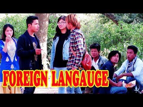 (Nepali prank - foreign langauge - prank by chandra...- 5 minutes, 20 seconds.)