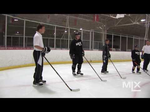 MLX Skating Lesson: Side Push Drill