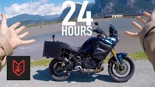 1. 24 Hours on the Yamaha Super Ténéré