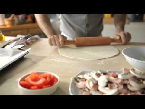 calzone con uova e parmigiano - ricetta