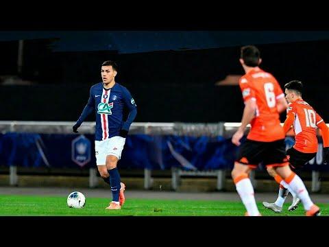 FC Lorient Vs Paris Saint Germain | 19/01/2020 | Coupe De France R32 2020 | All Goals and Highlights