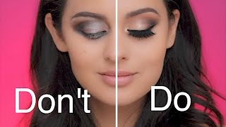 Video Eyeshadow Do's and Don'ts MP3, 3GP, MP4, WEBM, AVI, FLV Januari 2019