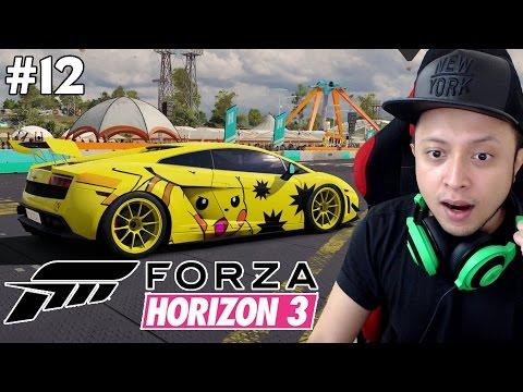 Gallardo Pikachu , Barn Find , RACE GOVLOK – Forza Horizon 3 Indonesia Gameplay #12