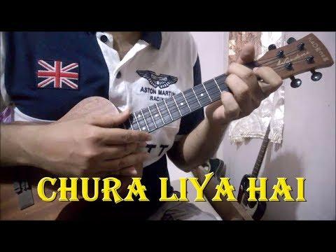 Video Chura Liya Hai Tumne Jo Dil Ko - Ukulele Intro & Chords Lesson download in MP3, 3GP, MP4, WEBM, AVI, FLV January 2017