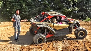 8. Annoying Design flaw in the Can Am Maverick X3 Turbo?