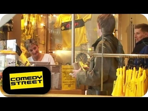 BVB Fanshop | Rabe - Comedystreet