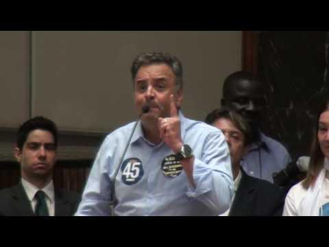 Convenção Municipal PSDB-BH – Discurso Aécio Neves