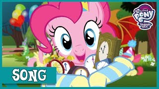 """Pinkie Pie and Fluttershy Sing """"Happy Birthday To You!"""" (Netflix EXCLUSIVE) 