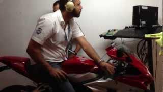 6. 2013 MV agusta f3 dyno