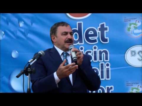 2 Mayıs Bakan Eroğlu Milas
