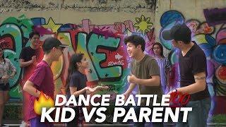 Video Kid Vs Parent Dance Battle!! | Ranz and Niana MP3, 3GP, MP4, WEBM, AVI, FLV September 2018