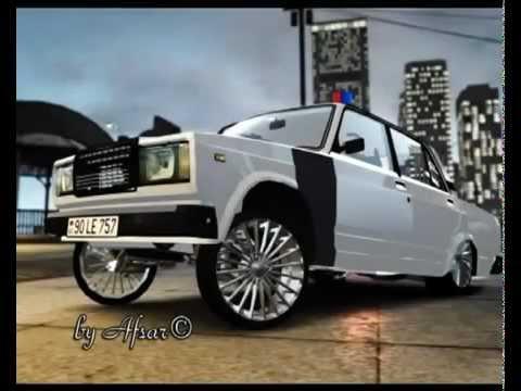 Gta Iv Baku Style Vaz 2107 Avtosh