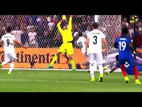 Chiêm ngưỡng màn trình diễn đỉnh cao của Paul Pogba ở EURO 2016