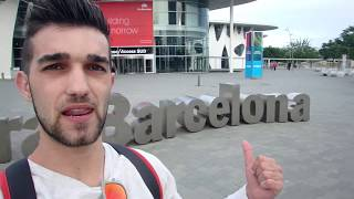 Un vídeo blog en el que os enseño partes y monumentos de Barcelona surfeando las calles de esta misma sobre un longboard