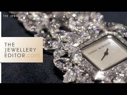 Baselworld 2014: Graff, Jacob & Co, Harry Winston, Mikimoto, de GRISOGONO, Roberto Coin видео