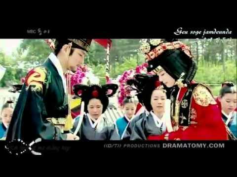 [Vietsub + Kara] A Walk In A Dreamy Road - Jang Na Ra ( Dong Yi Ost )