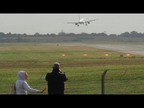 Занос самолёта