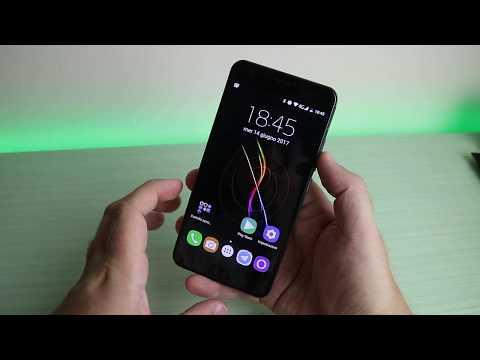 Recensione Oukitel K6000 Plus, Android Nougat e 6000 mAh