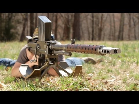 rifle - Lahti 20mm Anti Tank Rifle vs iMac Click here to subscribe: http://goo.gl/mZDvQ Twitter: http://www.Twitter.com/RichardRyan Facebook: http://www.Facebook.com...