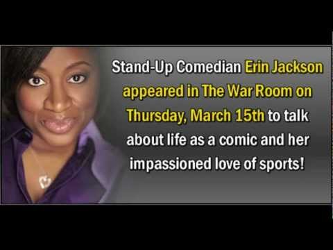 Erin Jackson Visits The War Room