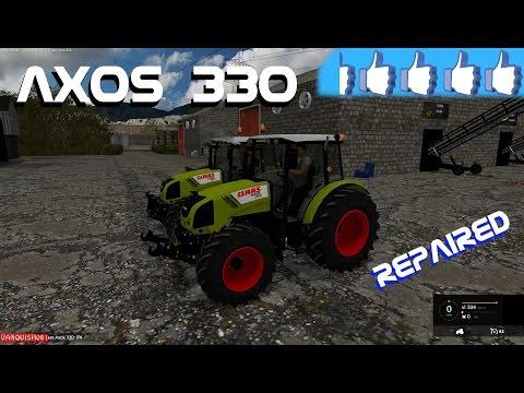 Claas Axos 330 v1