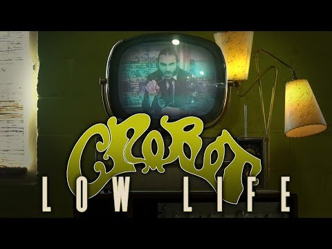 """Crobot - """"Low Life"""" Official Music Video (MOTHERBRAIN)"""