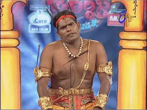Extra Jabardasth        Chammak Chandra Performance on 24th October 2014