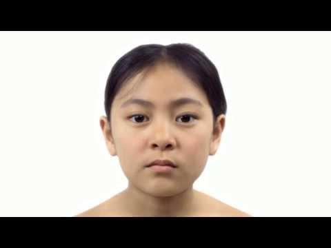 Tiến trình một bé gái hóa bà lão 60 tuổi chỉ trong 5 phút - Thời lượng: 4:59.