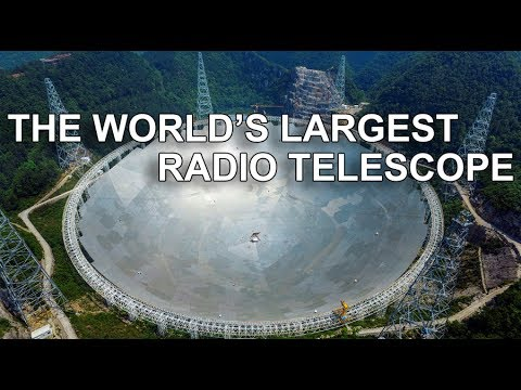 Impossible Engineering Building The World s Largest Radio