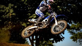 5. 2010 Yamaha YZ250F First Ride - MotoUSA