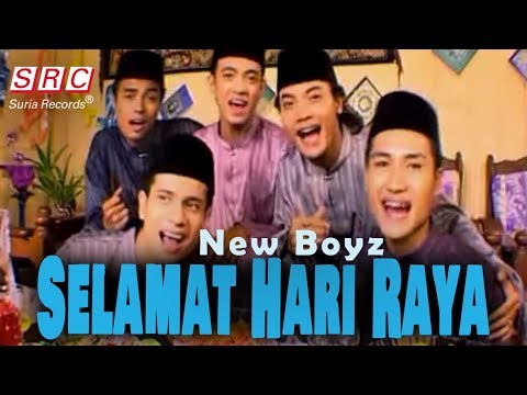 New Boyz – Selamat Hari Raya (Official Music Video – HD)