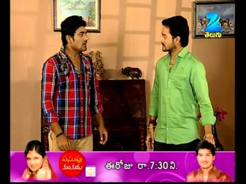 Goranta Deepam - Episode 334 - Best Scene 24 April 2014 01 PM