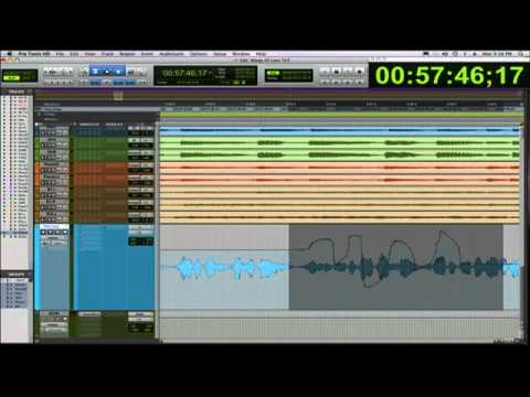 Learning Pro Tools with Tim Hall (Part 2 of 2)