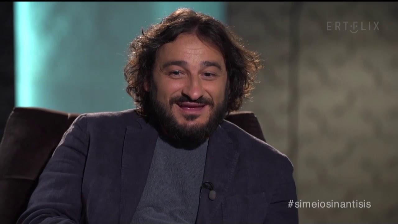 Τον ιδιαίτερο ρόλο που έχει φέτος στην TV αποκαλύπτει ο Χαραλαμπόπουλος | 19/10/2020 | ΕΡΤ